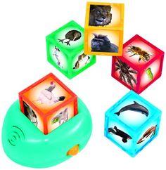 Kidz Delight Smithsonian Kids Animal Cubes - Free Shipping