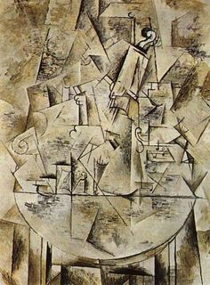 Georges Braque cubismo - Buscar con Google