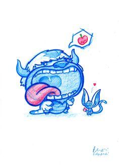 Podgy Panda - Daily Doodles 21-30 (10 drawings!)