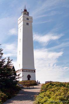 Blåvand Lighthouse, Denmark