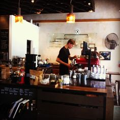Espresso Workshop | Britomart, Auckland NZ