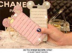 Micky Mouse Glänzend TPU Diamanten Schutz Hülle für iphone 5/5S, iphone 6/6Plus - Prima-Module.Com