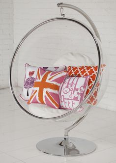 Hanging Bubble Chair - roomservicestore.com