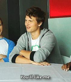 I do, Augustus. I do.
