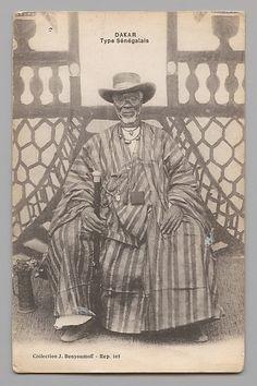 Dakar—Senegalese type [Dakar—Type Sénégalais]