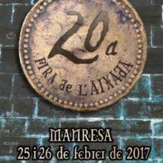 Bon dia!!!! aquest cap de setmana Manresa està de festa. La Fira de l'Aixada no us la podeu perdre. És cultura és diversió i es fa a la nostra ciutat!!! #nins #ninsmanresa #pictureoftheday #bestoftheday #manresa #aixada #tradicions #cultura #fira #feria #epocamedieval #edatmitjana #festa #catalunya #ciutat #comerç #shop #shopping #compras #rey #bisbe #gentdepoble #edadmedia #arrels #raices #firaaixada #pais