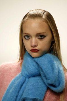 Beauty And Fashion Gemma Ward, Image, Beauty, Fashion, Moda, Fashion Styles, Fasion, Beauty Illustration