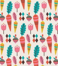 print & pattern Plant Illustration, Graphic Illustration, Mosaic Patterns, Fabric Patterns, Textile Design, Fabric Design, Design Repeats, Simple Prints, Pretty Patterns