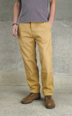 Levi´s® Vintage Clothing 1920's Chino Antelope