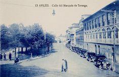 Calle Marqués de Teverga