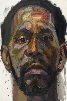 Sedrick Huckaby  self portrait