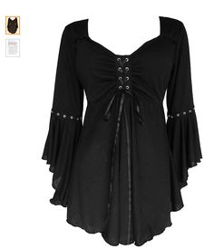 Click to see photo as Amazon links are showing. Comes in deep red. Would work with corset belts