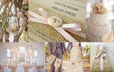 Rustic Country Wedding Cakes | rustic inspired inspiration boards we created featuring our new rustic ...