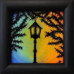Tableau moderne : Réverbère jour nuit. Pour voir un aperçu vidéo de cette œuvre, rendez-vous sur : https://youtu.be/x7WstE91oCQ Format (avec cadre) : 13,5 cm x 13,5 cm x 1,5 cm. (œuvre réservée) Pour voir toutes les œuvres disponible à la vente de cet artiste, rendez-vous sur : www.jonathan-pradillon.com #tableau #moderne #réverbère #jour #nuit #art #contemporain #design #figuratif #abstrait