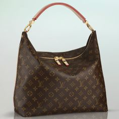 My 40th birthday present to myself! :-) Louis Vuitton Monogram Canvas Sully MM M40587