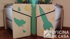 Decoração de móveis infantis – Como fazer em MDF