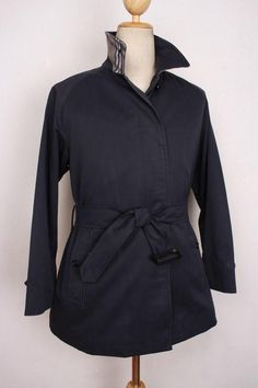 Beautiful vintage Burberry trench coat, refurbished to a modern look, $169