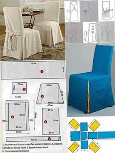 Office Chair Without Wheels Dining Room Chair Covers, Dining Room Table Chairs, Farmhouse Dining Chairs, Dining Chair Slipcovers, Upholstered Chairs, Furniture Covers, Furniture Upholstery, Diy Furniture, Diy Sofa Cover