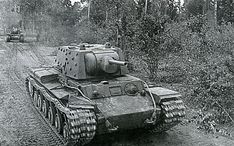 KV-1 tanks of the 104th Tank Division. #worldwar2 #tanks