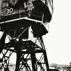 M Shed #museum #bristol #cranes