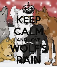 wolf's rain poster - Google Search