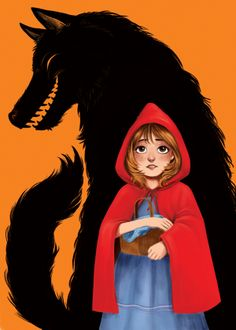 Fairy Tales by Courtney Godbey, via Behance. love this. will have to check other pictures out