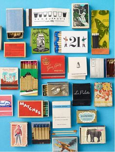 More matchboxes