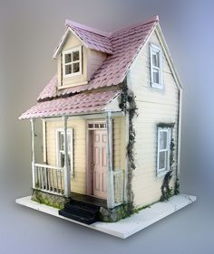 Dollhouse by jenSpec, via Flickr