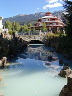 Whistler Village in Whistler, British Columbia, Canada. http://www.resortime.com/resorts/profile.asp?resortid=828