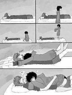 how i cuddle
