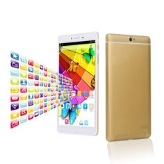 """Ministry of Shop: Tablet  Android 6.96"""", Wifi, 1G RAM, 3G, quad core, GSM, Bluetooth FM (S695)"""