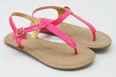 Ilse jacobsen neon sandaal