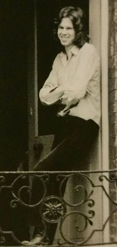 Nick Drake handsome as ever, smiling