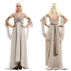 Déguisement Daenerys Targaryen Luxe #déguisementsadultes #costumespouradultes #nouveauté2016