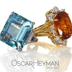 Pick one...#OscarHeyman #jewelry #diamonds #luxury #couture @by_couture #TheJewelersJeweler #مجوهرات #takı #首饰 #hautejoaillerie