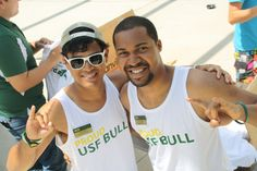 Students at #USF Day 2012.