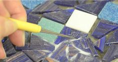 Mosaic artists!  5 problems these tools solve! CLICK to watch video. You'll love these tools!