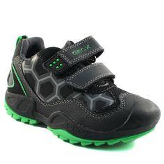 178A GEOX SAVAGE J641VB NOIR www.ouistiti.shoes le spécialiste internet  #chaussures #bébé, #enfant, #fille, #garcon, #junior et #femme collection automne hiver 2016 2017