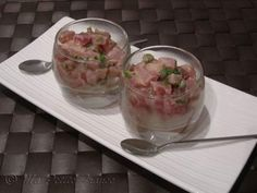 Tartare de Thon rouge by Anthony Sedlak