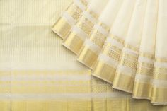Ghanshyam Sarode Handwoven Silk Sari 1019613 - Parisera