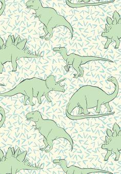 Dinosaurs.