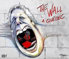 Cartoon draws link between Pink Floyd and Quebec student protests The Wall Album, Pink Floyd Art, Atom Heart Mother, America And Canada, North America, Student Protest, Psychedelic Music, Greatest Rock Bands, Rock Posters