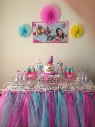 Resultado de imagen para decoraciones de soy luna para cumpleaños