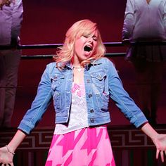 Legally Blonde. COME BACK TO BROADWAY.