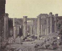 Athènes, les propylées de l'Acropole james robertson