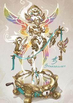 Female Character Design, Character Design Inspiration, Character Concept, Character Art, Concept Art, Lucas Arts, Fairy Art, Art Challenge, Creature Design