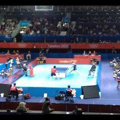 bigbeers's photo  of London 2012 venue - ExCel - North Arena One on Instagram
