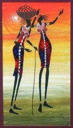Sarah Shiundu | Inside African Art Contemporary African Art, Modern Contemporary, Butterfly Cross Stitch, Afro Art, 3 Arts, Cool Art Drawings, 8th Of March, Elements Of Art, Tribal Art