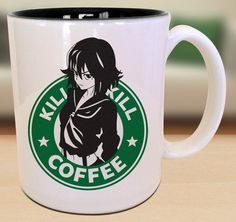 These Coffee Mugs Flavor Starbucks With Anime