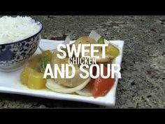 Mensagem de aniversário - Sweet 39n Sour Chicken by Cook39n